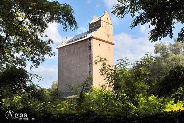Alter Kornspeicher Oranienburg - zweithöchstes Gebäude der Stadt