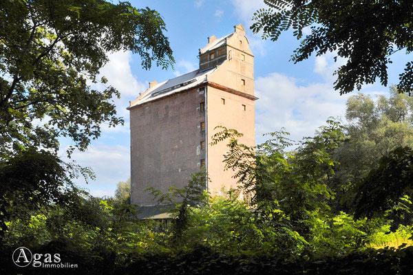 Immobilienmakler Oranienburg - Alter Kornspeicher Oranienburg - zweithöchstes Gebäude der Stadt