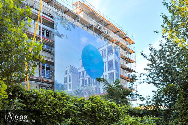 So Berlin - Am Mauerpark - Baustellenimpression