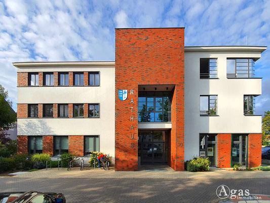 Immobilienmakler Rangsdorf - Rathaus Rangsdorf