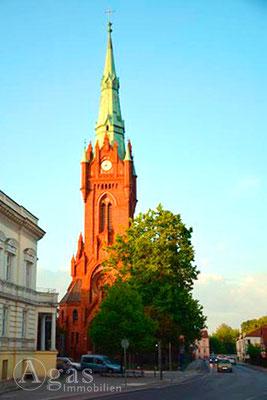 Makler Bernau Herz-Jesu-Kirche