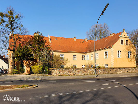 Immobilienmakler Berlin-Dahlem - Domäne Dahlem, Herrenhaus