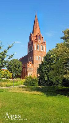 Immobilienmakler Eberswalde - Pfarrkirche Sankt Maria Magdalena