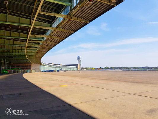 Tempelhof - Flugfeld, Radarturm