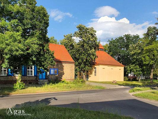 Immobilienmakler Müggelheim - Heimatverein & Dorfkirche
