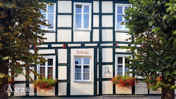 Immobilienmakler Joachimsthal - Alte Georg Büchner Grundschule