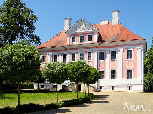 Makler Rietz-Neuendorf - Das Barockschloss Groß Rietz