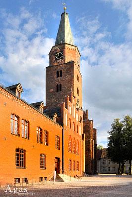 Brandenburg (Havel) -  Dom zu Brandenburg & Dommuseum (Turm)