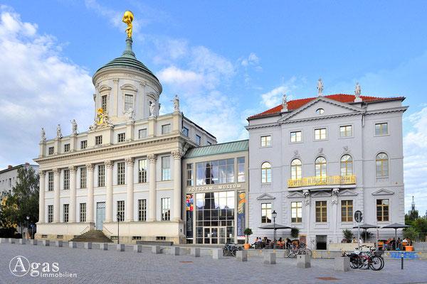 Immobilienmakler Potsdam - Museum - Forum für Kunst und Geschichte