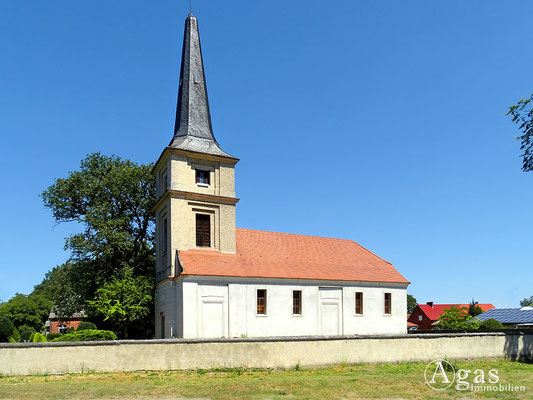 Makler Rietz-Neuendorf - Dorfkirche Groß Rietz