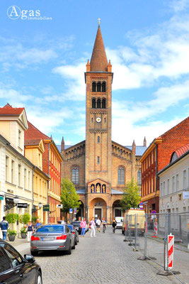 Makler Brandenburg - Potsdam, Probsteikirche