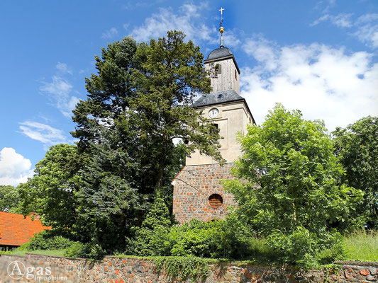Hohenfinow - Evgl. Kirche