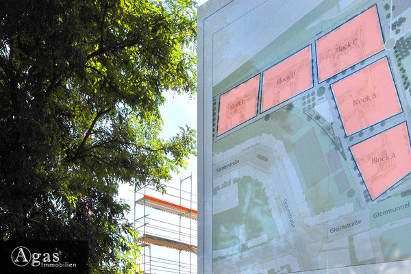 So Berlin - Am Mauerpark - Bauplanimpression an der Jugendfarm Moritzhof