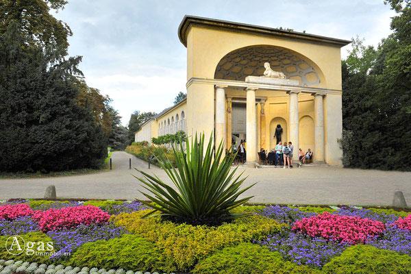 Makler Brandenburg - Potsdam, Orangerie im Neuen Garten