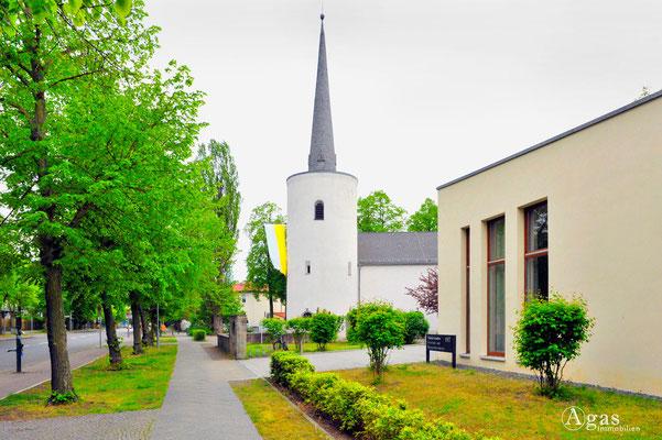 Berlin-Hermsdorf - Kirche Maria Gnaden