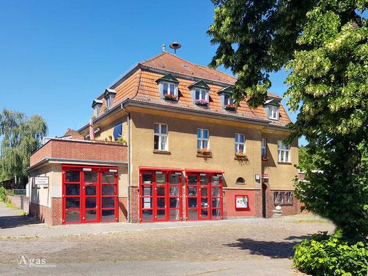 Immobilienmakler Blankenburg (Berlin) - Freiwillige Feuerwehr in Alt-Blankenburg