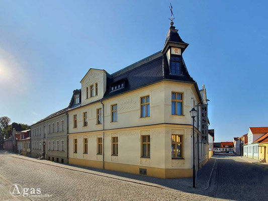 Immobilienmakler Eisenhüttenstadt - Städtisches Museum, Löwestraße Ecke Oderstraße (OT Fürstenberg/Oder)