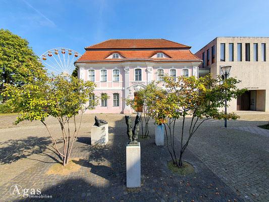 Immobilienmakler Frankfurt (Oder) - Das Kleistmuseum a.d. Faberstraße
