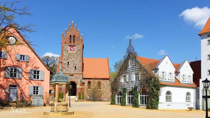 Liebenberger Kirchplatz