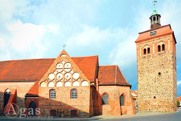 Makler Luckenwalde St. Johanneskirche