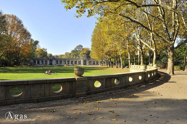 Berlin-Schöneberg -  Volkspark Schöneberg-Wilmersdorf