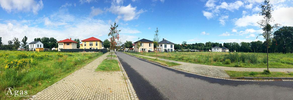 Dallgow-Döberitz - Beim Neubaugebiet