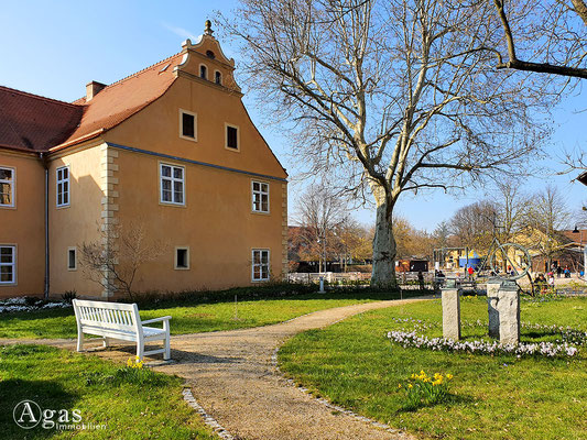 Immobilienmakler Berlin-Dahlem - Domäne Dahlem, Garten