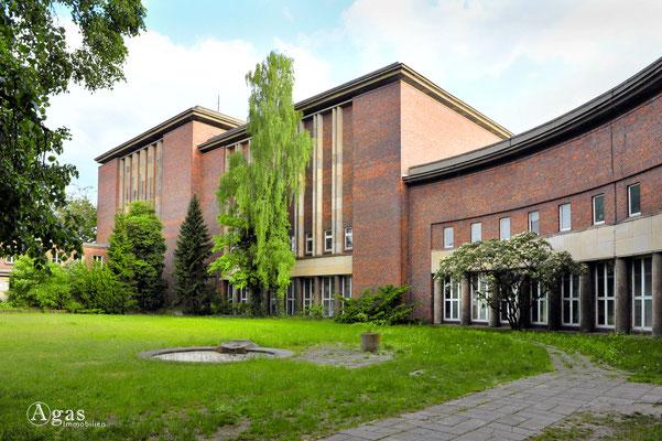 Berlin-Oberschöneweide - Funkhaus Nalepastraße, eheml. Rundfunk der DDR (1)
