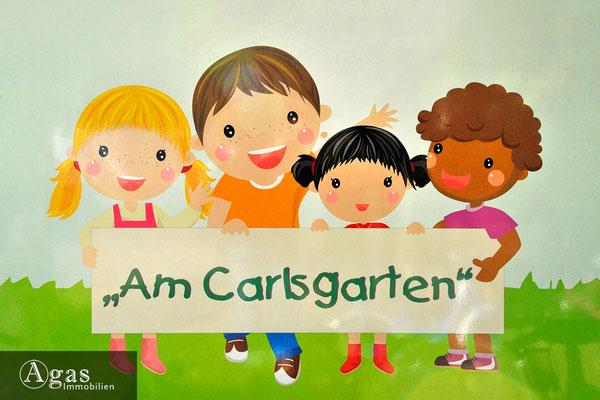 Am Carlsgarten - Die gleichnamige Kita in Ihrer unmittelbaren Nachbarschaft
