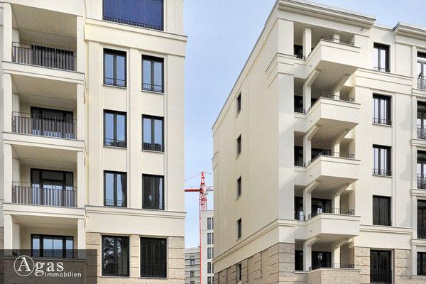 YOURS.BERLIN Kreuzberg - Baufortschritte an der Halleschen Straße