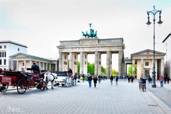 Immobilienmakler Berlin-Mitte, Brandenburger Tor