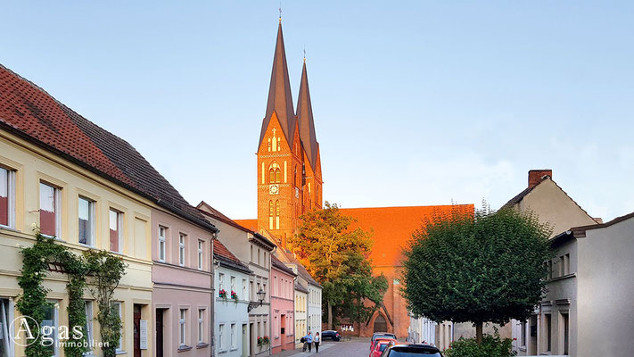 Immobilienmakler Prignitz-Ruppin -  Klosterstraße - Neuruppin