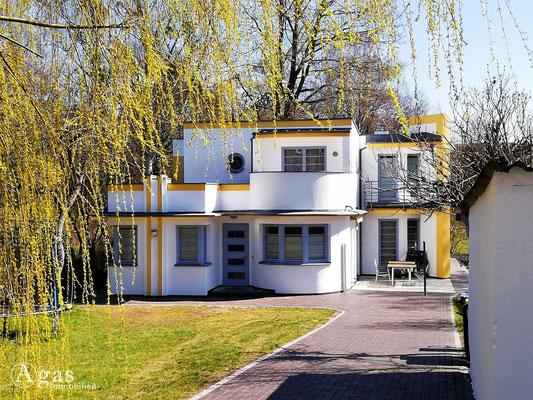 Immobilienmakler Fürstenberg - Bauhaus pur...