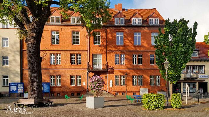 Immobilienmakler Zossen - Rathaus - Bürgerbüro & Standesamt