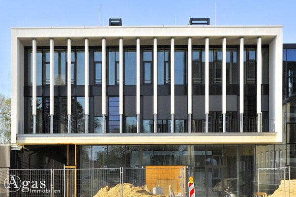 Hohen Neuendorf - Rathaus (Neues Gebäude im Bau)