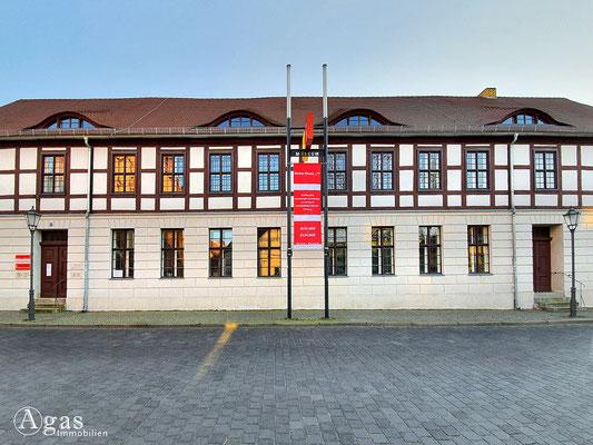 Immobilienmakler Luckenwalde - Touristinformation & HeimatMuseum Luckenwalde
