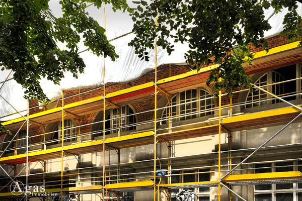 GEISBERG Berlin - Schöneberg - Liebevolle Sanierung der historischen Bausubstanz