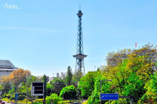 Berlin-Charlottenburg - Funkturm Berlin