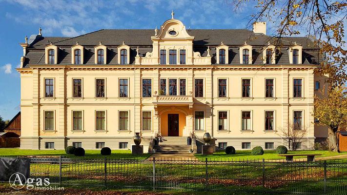 Makler Nauen-Ribbeck - Schloss Ribbeck (Theodor-Fontane-Str.)