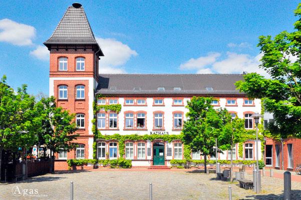 Woltersdorf - Rathaus