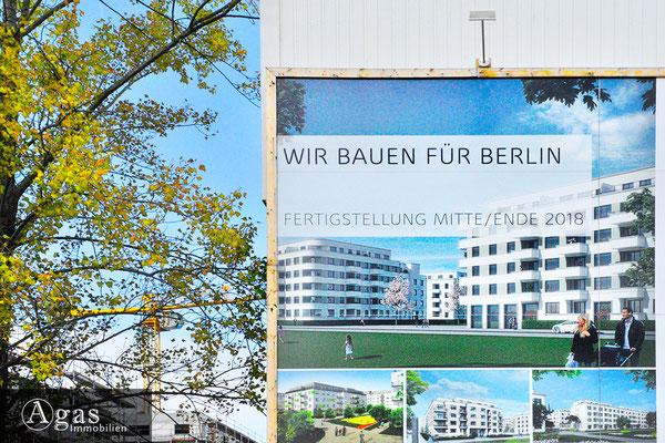 Pepitahöfe Spandau - Fertigstellung Mitte/Ende 2018