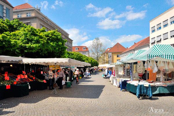 Berlin-Spandau - Altstadt Spandau, Markt