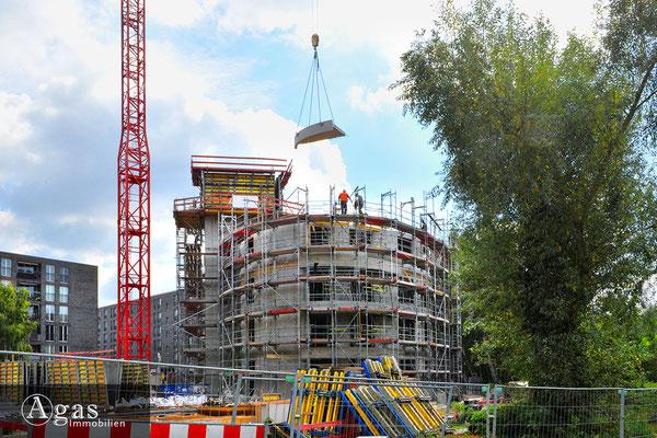 Havel Perle Berlin-Spandau - Neubau an der Hugo-Cassirer-Strasse 11