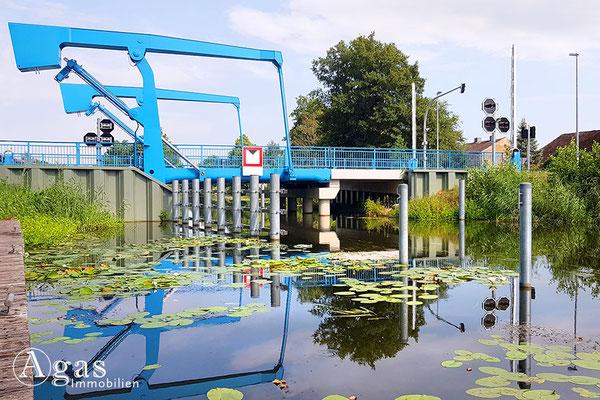"""Immobilienmakler Liebenwalde - Am Stadthafen, Marina und Steganlage """"Langer Trödel"""" Liebenwalde"""