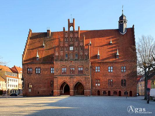 Immobilienmakler Jüterbog - Rathaus