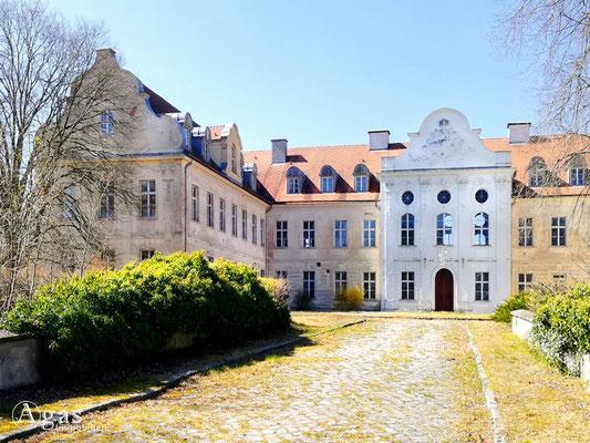 Immobilienmakler Fürstenberg - Schloss Fürstenberg