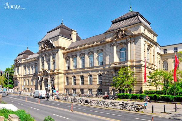 Berlin-Charlottenburg - Universität der Künste Berlin