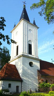 Berlin-Stralau Makler - Ev. Kirche Stralau
