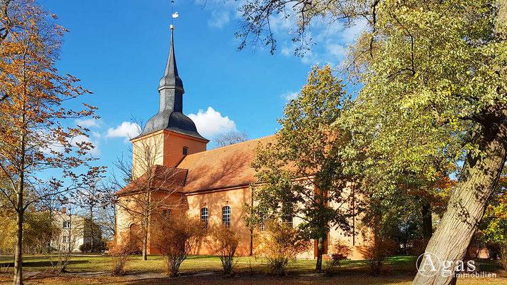 Makler Nauen-Ribbeck - Ev. Kirche zu Ribbeck