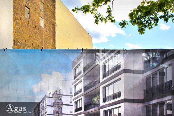 Momente Berlin - Wilmersdorf - Vier elegante Stadthäuser im Bau